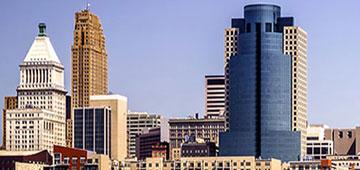 Cincinnati court reporter location