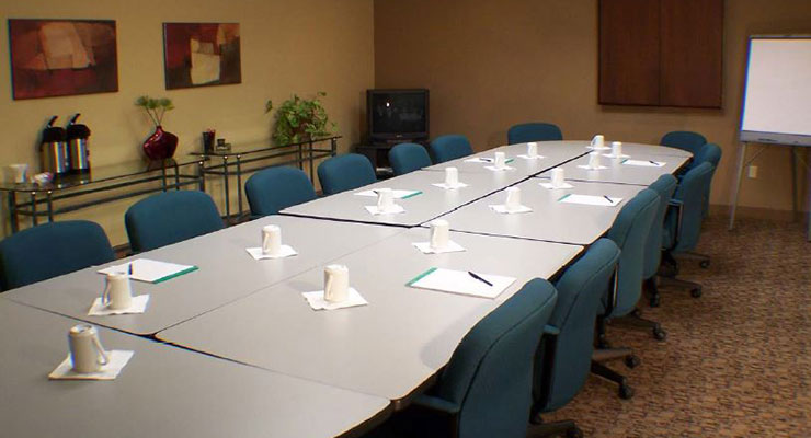Dublin Ohio court reporters conference room