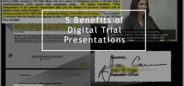 benefits of digital trial presentation