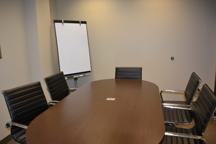 Court Reporting Conference room in Worthington