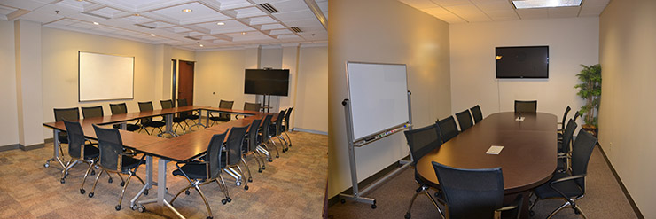 Worthington Ohio Court Reporters Large Conference Rooms