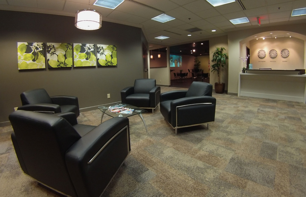 Worthington location lobby