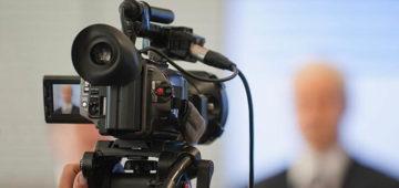 Video Deposition Equipment