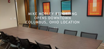 Mike Mobley Reporting Opens Downtown Columbus Ohio Location