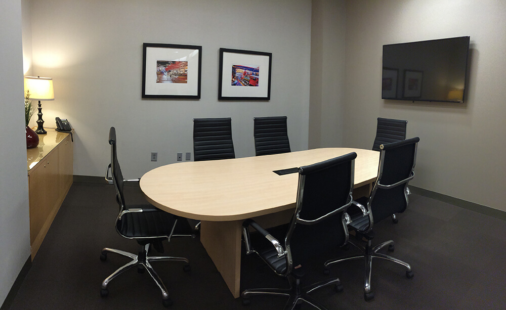 court reporter conference room by Columbus Ohio airport