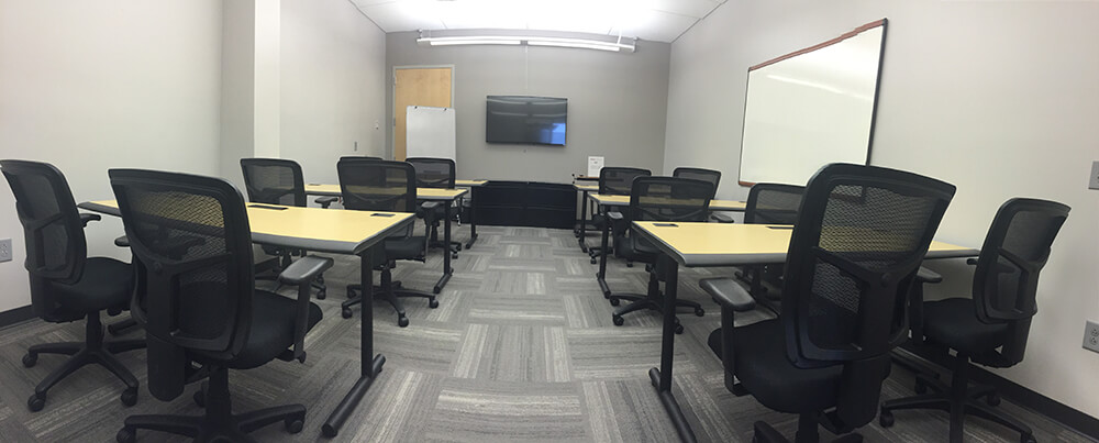 large conference room by Columbus Ohio airport