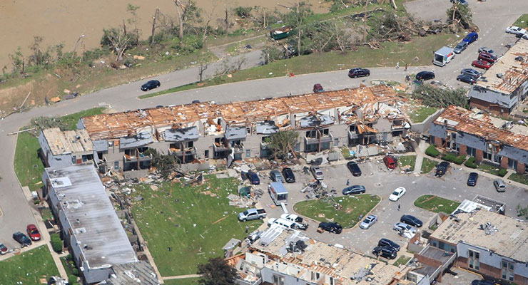Dayton Tornado Disaster Relief