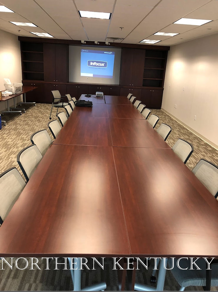 Northern Kentucky conference rooms