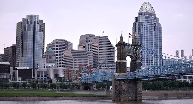 What To Do When Visiting Cincinnati Ohio